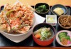 野菜かき揚げ丼