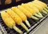 焼き玉蜀黍
